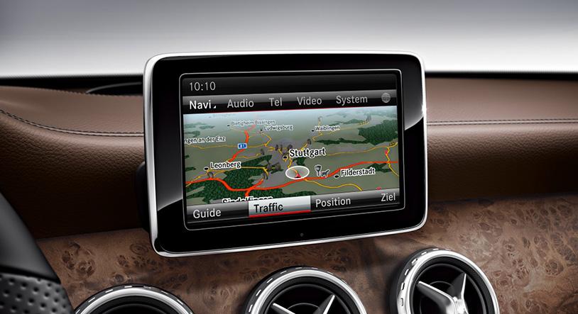 Mercedes COMAND ONLINE V18 2019 NTG4 5 NTG4 7 EUROPE MAP update